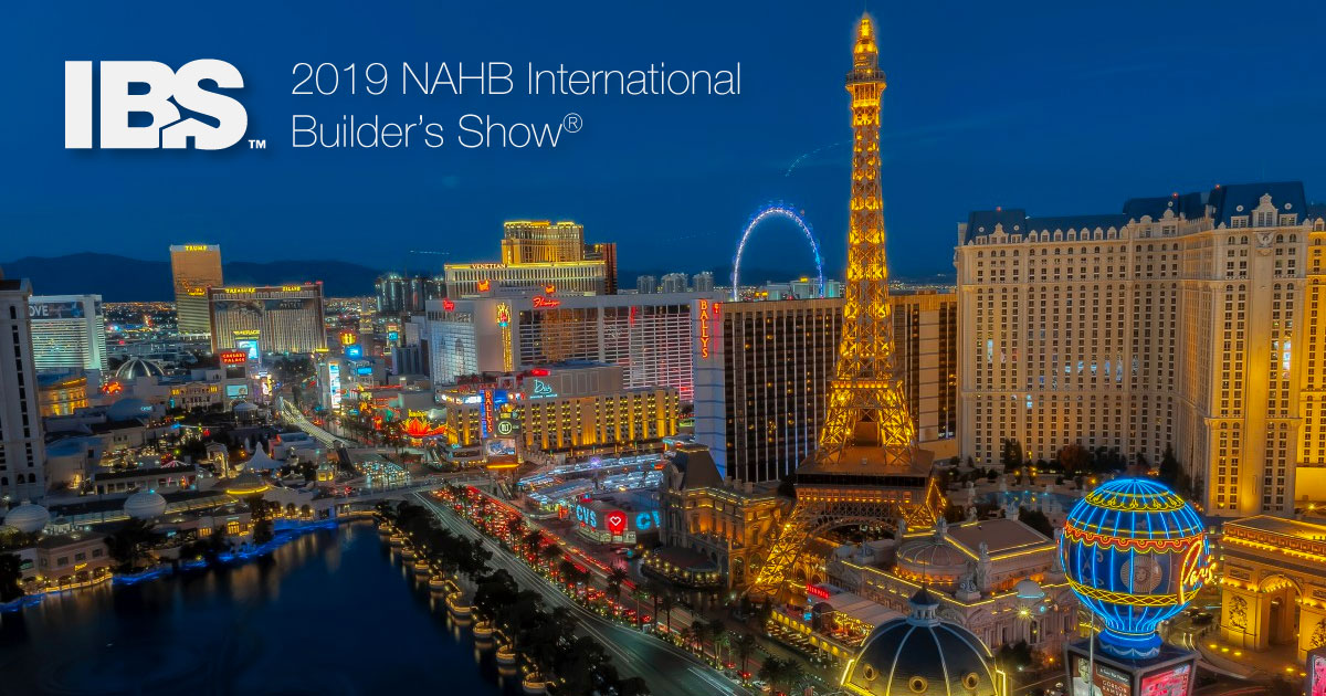 UDA to Exhibit at International Builders Show 2019