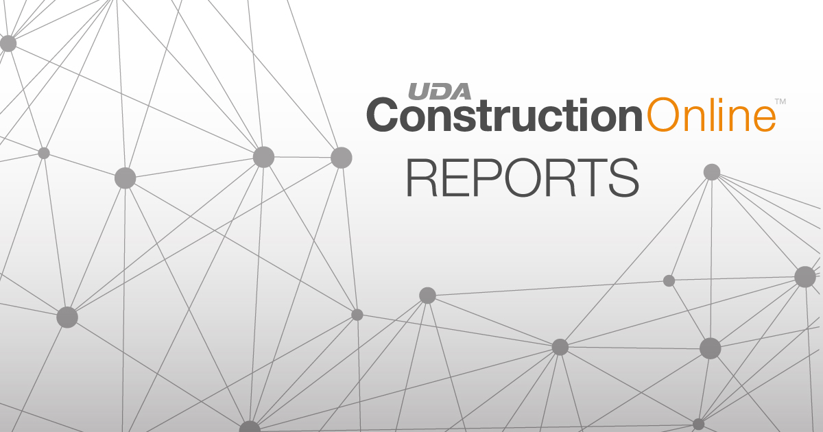 New Reports Introduced in ConstructionOnline