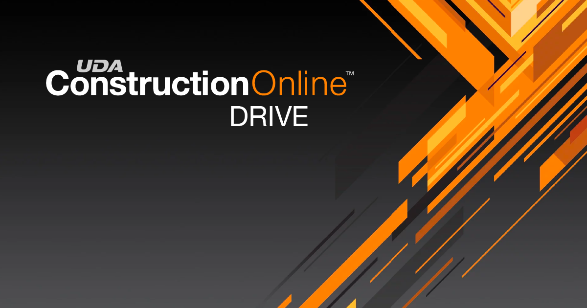 New ConstructionOnline Drive Now Available for Download