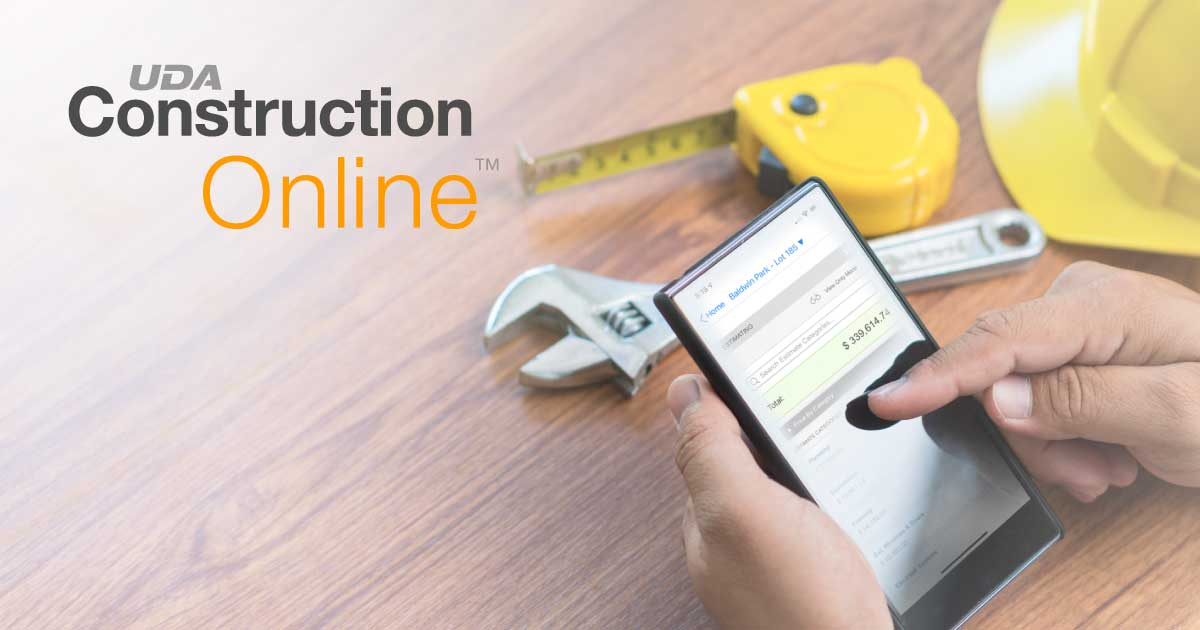 Now Available: Estimating Views in ConstructionOnline Mobile