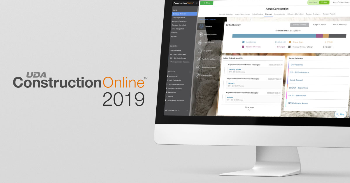 ConstructionOnline 2019 Now Available