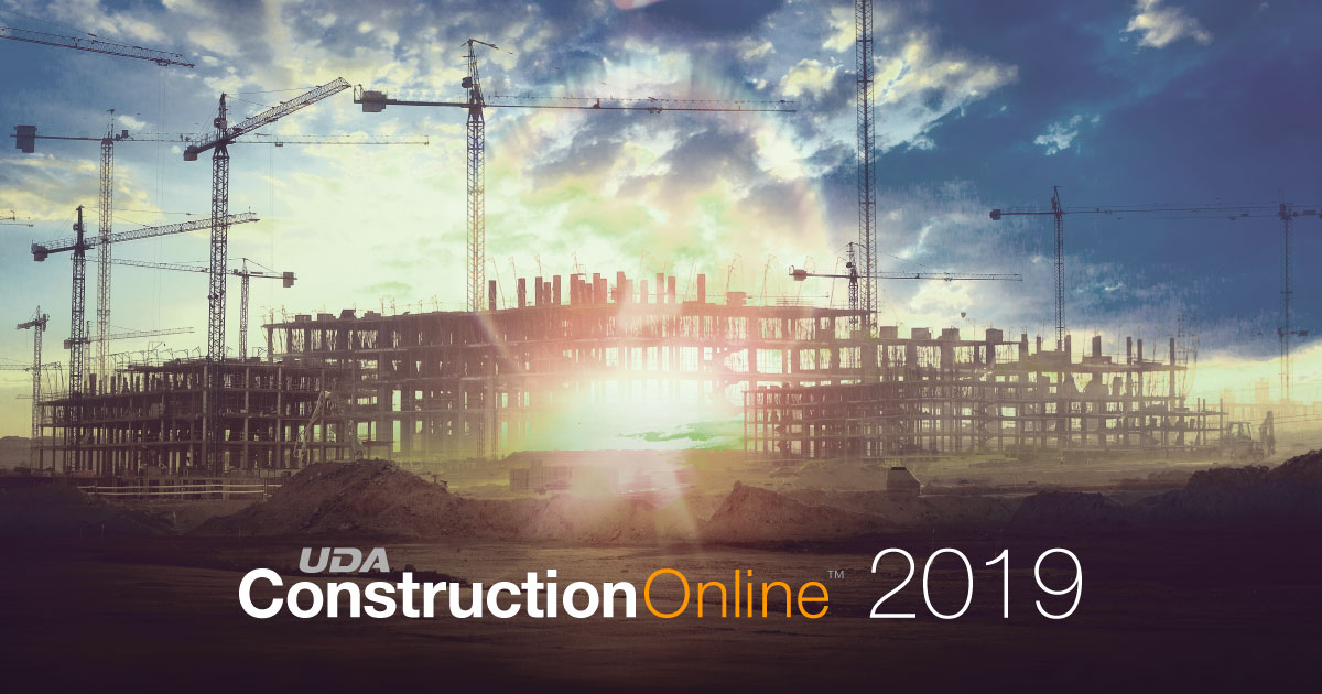 UDA Technologies Announces Release of ConstructionOnline 2019