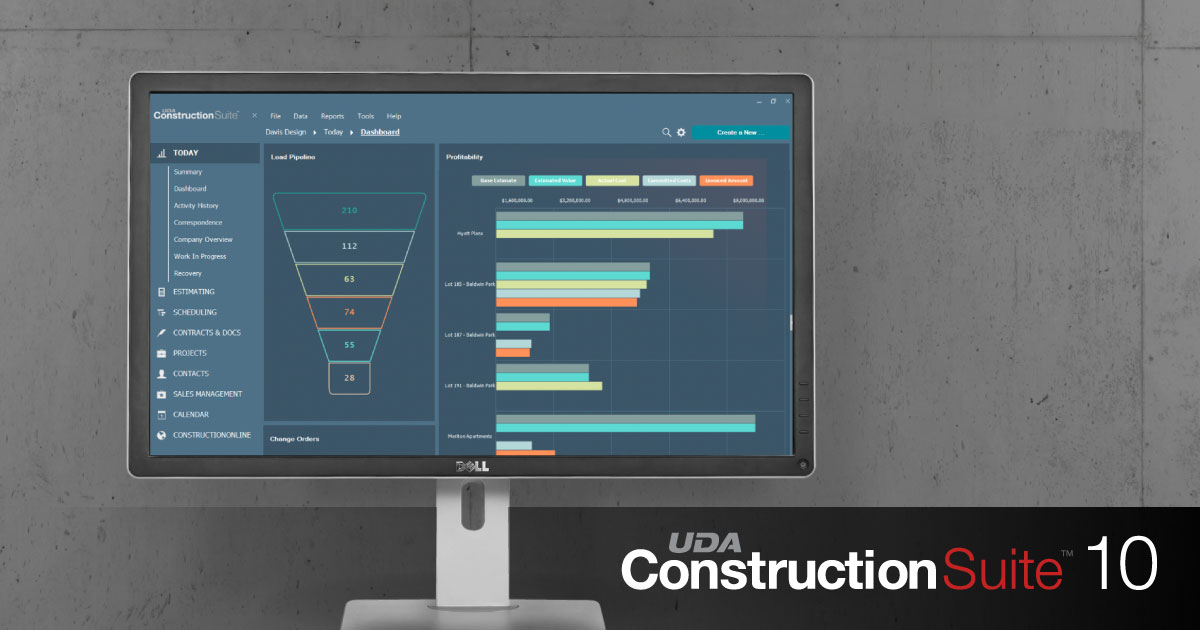 ConstructionSuite 10 Now Available