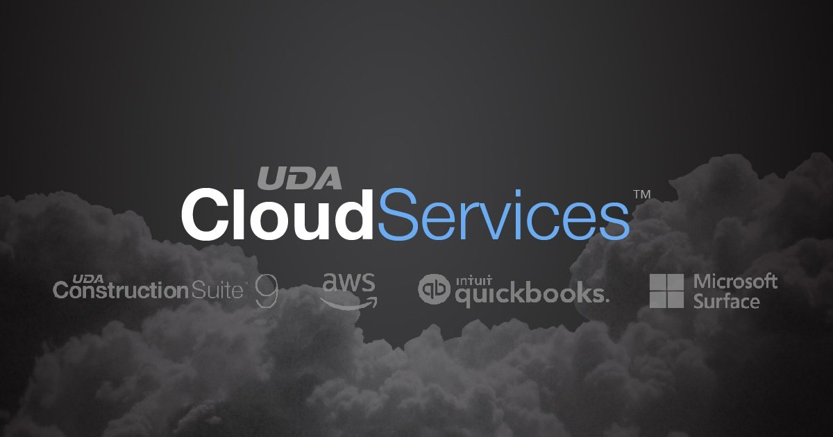 Introducing UDA Cloud Services