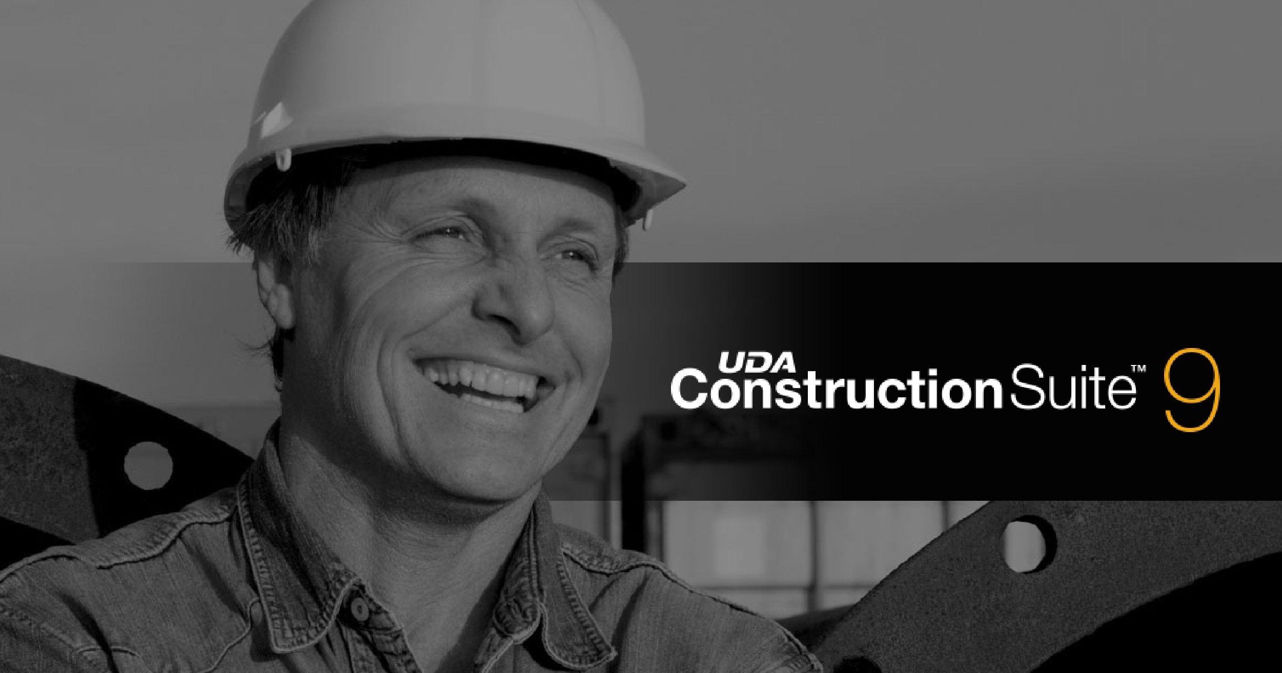 UDA Announces ConstructionSuite 9