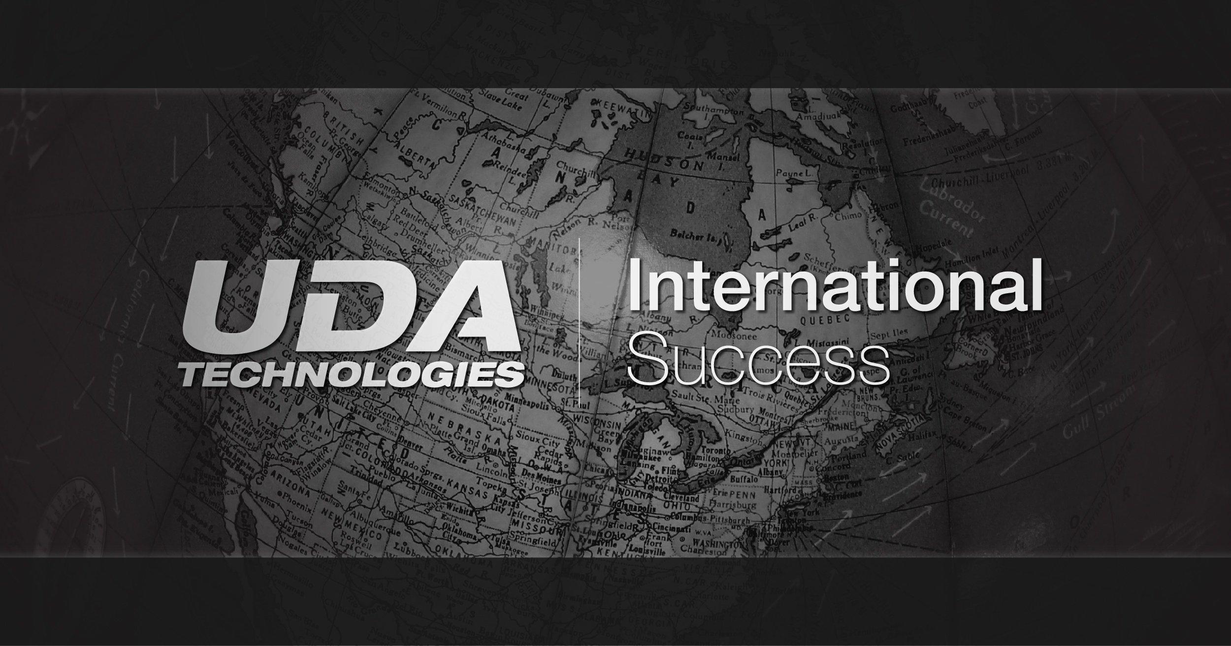 UDA Technologies Experiences Impressive International Success
