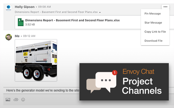 Channel Team Focus with New Envoy™ Chat Channels