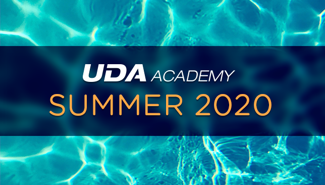 UDA Academy Announces Summer Training Schedule