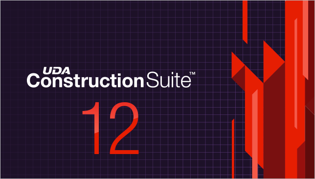 UDA Announces Release of ConstructionSuite 12